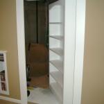 Secret Doorway Open