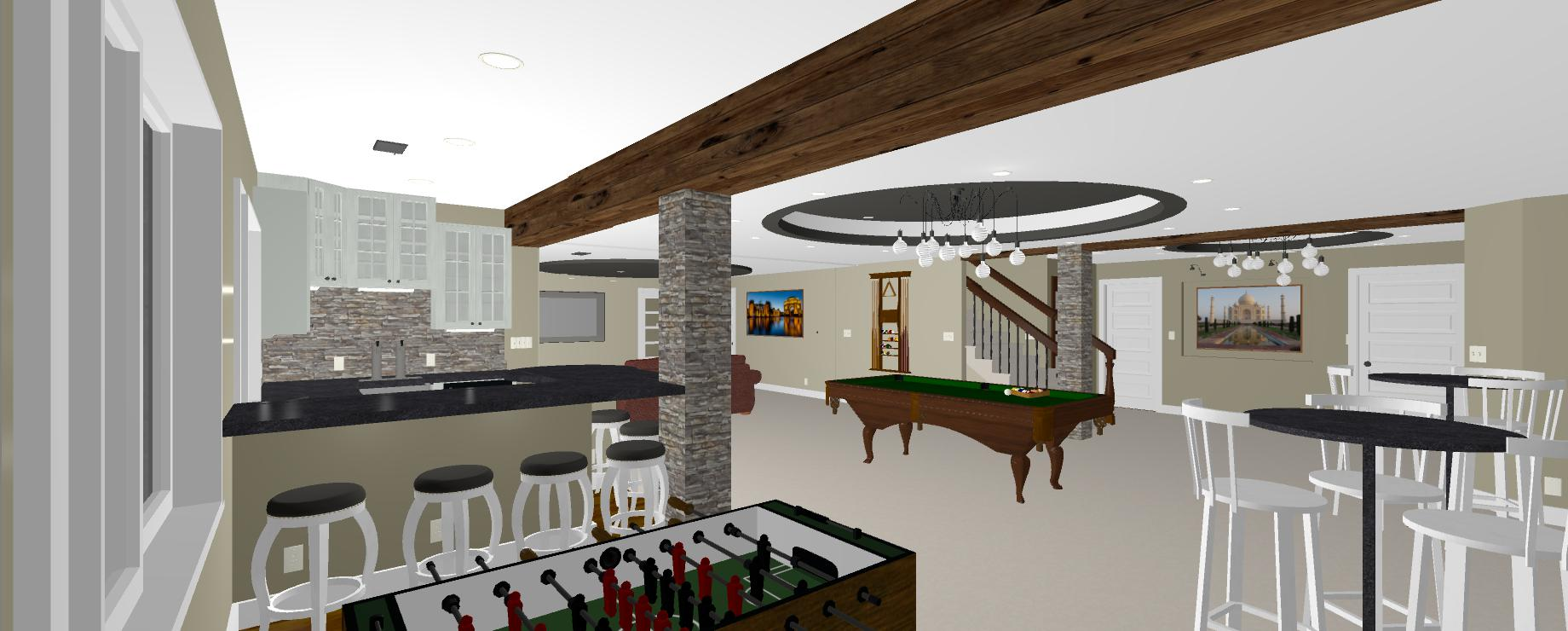 Design For Basement Basement Design  Basement Finishing  Basement Remodeling